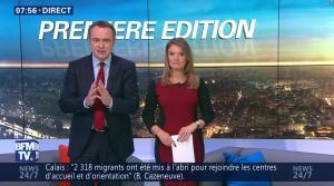Pascale De La Tour Du Pin dans Premiere Edition - 25/10/16 - 17