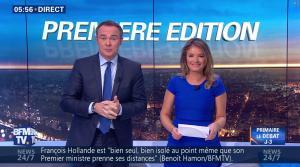 Pascale De La Tour Du Pin dans Premiere Edition - 31/10/16 - 02