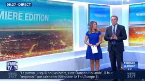 Pascale De La Tour Du Pin dans Premiere Edition - 31/10/16 - 05