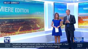 Pascale De La Tour Du Pin dans Premiere Edition - 31/10/16 - 06