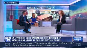Pascale De La Tour Du Pin dans Premiere Edition - 31/10/16 - 09