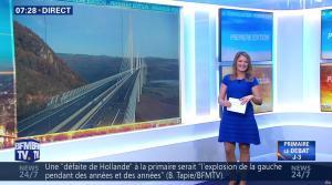 Pascale De La Tour Du Pin dans Premiere Edition - 31/10/16 - 11