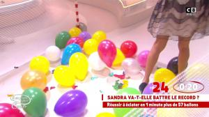 Sandra de Matteis dans Il en Pense Quoi Camille - 19/10/16 - 03