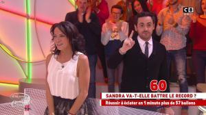 Sandra de Matteis dans Il en Pense Quoi Camille - 19/10/16 - 04