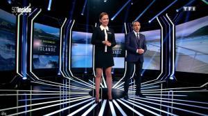 Sandrine Quétier dans 50 Minutes Inside - 05/11/16 - 04