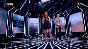 Sandrine Quétier dans 50 Minutes Inside - 10/12/16 - 12