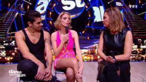 Sandrine Quétier dans un Bonus de Danse avec le Stars - 06/11/16 - 02