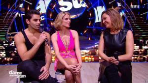 Sandrine Quétier dans un Bonus de Danse avec le Stars - 06/11/16 - 04