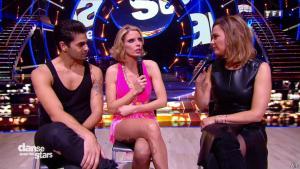 Sandrine Quétier dans un Bonus de Danse avec le Stars - 06/11/16 - 09