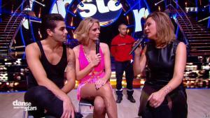 Sandrine Quétier dans un Bonus de Danse avec le Stars - 06/11/16 - 12