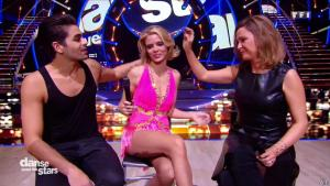 Sandrine Quétier dans un Bonus de Danse avec le Stars - 06/11/16 - 14