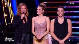 Sandrine Quétier et Camille Lou dans Danse avec les Stars - 19/11/16 - 17