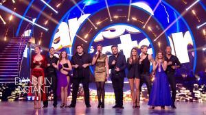 Sandrine Quétier, Camille Lou et Karine Ferri dans Danse avec les Stars - 10/12/16 - 01