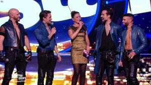 Sandrine Quétier dans Danse avec les Stars - 10/12/16 - 04