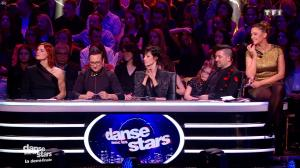 Sandrine Quétier dans Danse avec les Stars - 10/12/16 - 05