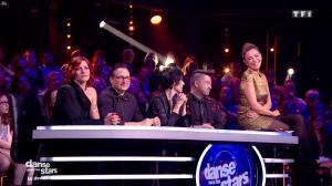 Sandrine Quétier dans Danse avec les Stars - 10/12/16 - 06