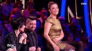Sandrine Quétier dans Danse avec les Stars - 10/12/16 - 07