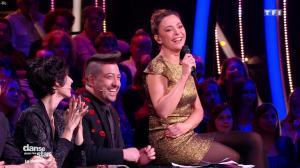 Sandrine Quétier dans Danse avec les Stars - 10/12/16 - 08