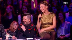 Sandrine Quétier dans Danse avec les Stars - 10/12/16 - 09