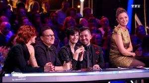 Sandrine Quétier dans Danse avec les Stars - 10/12/16 - 10