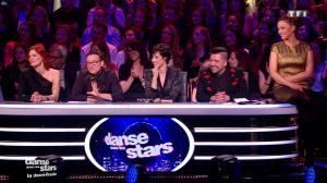 Sandrine Quétier dans Danse avec les Stars - 10/12/16 - 12