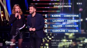 Sandrine Quétier dans Danse avec les Stars - 19/11/16 - 01