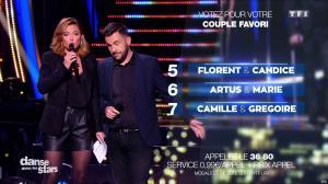 Sandrine Quétier dans Danse avec les Stars - 19/11/16 - 02