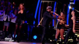 Sandrine Quétier dans Danse avec les Stars - 19/11/16 - 04