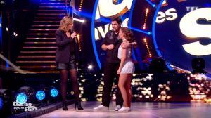 Sandrine Quétier dans Danse avec les Stars - 19/11/16 - 14