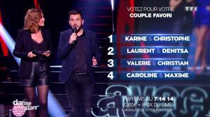 Sandrine Quétier dans Danse avec les Stars - 19/11/16 - 18