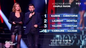 Sandrine Quétier dans Danse avec les Stars - 19/11/16 - 19