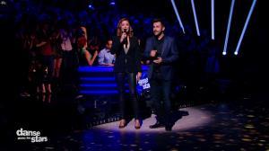 Sandrine Quétier dans Danse avec les Stars - 22/10/16 - 01