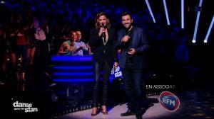 Sandrine Quétier dans Danse avec les Stars - 22/10/16 - 02