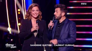 Sandrine Quétier dans Danse avec les Stars - 22/10/16 - 04