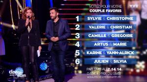 Sandrine Quétier dans Danse avec les Stars - 22/10/16 - 05