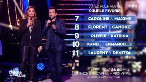 Sandrine Quétier dans Danse avec les Stars - 22/10/16 - 06