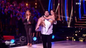 Sandrine Quétier dans Danse avec les Stars - 22/10/16 - 14