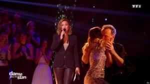 Sandrine Quétier dans Danse avec les Stars - 22/10/16 - 17