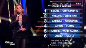 Sandrine Quétier dans Danse avec les Stars - 22/10/16 - 18