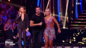 Sandrine Quétier dans Danse avec les Stars - 22/10/16 - 19