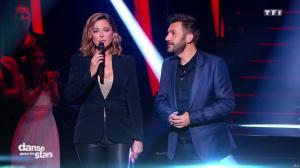 Sandrine Quétier dans Danse avec les Stars - 22/10/16 - 22