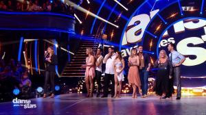 Sandrine Quétier dans Danse avec les Stars - 22/10/16 - 35