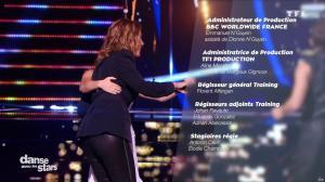 Sandrine Quétier dans Danse avec les Stars - 22/10/16 - 40