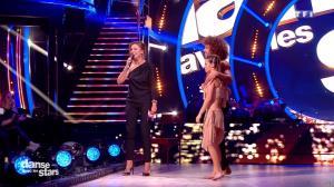Sandrine Quétier dans Danse avec les Stars - 29/10/16 - 02