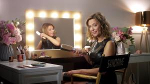 Sandrine Quétier dans une Publicité pour Saint Algue - 10/12/16 - 06