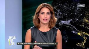 Sonia Mabrouk dans On Va Plus Loin - 04/10/16 - 03