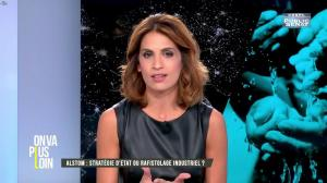 Sonia Mabrouk dans On Va Plus Loin - 04/10/16 - 04
