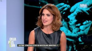 Sonia Mabrouk dans On Va Plus Loin - 04/10/16 - 05