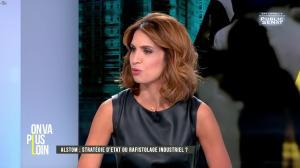 Sonia Mabrouk dans On Va Plus Loin - 04/10/16 - 06