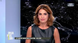 Sonia Mabrouk dans On Va Plus Loin - 04/10/16 - 07